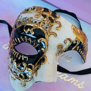 Black Swan Couple Masquerade Mask Costume Steampunk School Prom Wedding Bridal