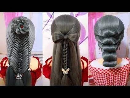 Hair Styles Tutorial Tik Tok 25 Best Ideas Hair Styles Hair Tutorial Easy Hairstyles