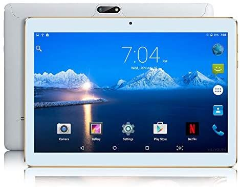 Android Tablet With Sim Card Slot Unlocked 10 Inch Yellyouth 10 1 In Octa Core 4gb Ram 64gb In 2020 Tablet Android Tablets Card Slots