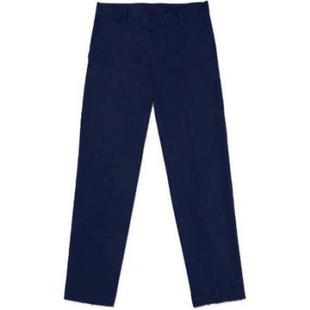 George Boys School Uniforms Dark Navy Slim-Fit Flat Front Shorts Size 12