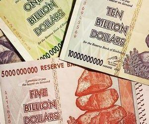 A Billion Zimbabwe Dollars Dollar Bill Cool Things To Buy Dollar