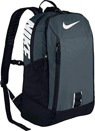 Mens Nike Alpha Adapt Reign Backpack Black//White Size One Size