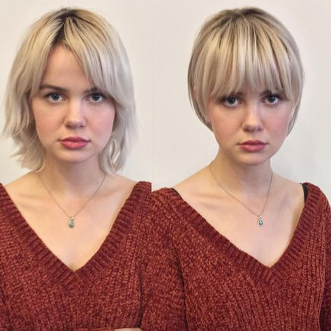 Drastically changing your hair can be fun, but it is also very nerve-wracking. A transition to a short cut can be a refreshing change if you're bored with your longer style, but you shouldn't blindly face the scissors without doing your research first. Check out transformation from long hair to Pixie
