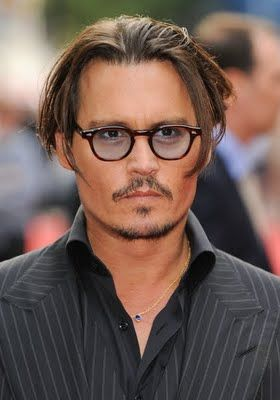 Google Image Result For Http Tchadmag Com Tm Wp Content Uploads 2010 06 Men H Johnny Depp Hairstyle Johnny Mens Hairstyles