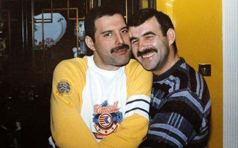Five Facts About Freddie Mercury S Partner Jim Hutton Jim Hutton Freddie Mercury Freddie Mercury Queen Freddie Mercury