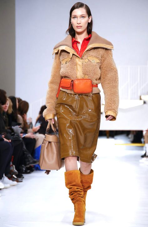 ***Collection TOD'S Winter 2019 - MILAN***