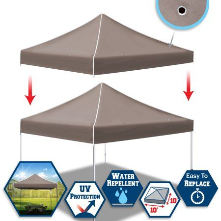 Patio Garden Instant Canopy Canopy Cover Gazebo