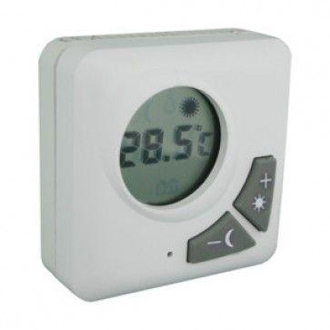 Termostato Electrónico Digital De 5ºc A 30ºc 10amp Termostato Termostato Inteligente Domotica