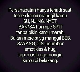 Quotes Bahasa Indonesia Quotesgram Funny Positive