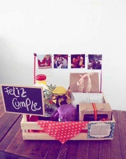 Birthday Box Gift 30 Ideas