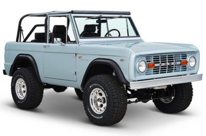 Classic Ford Bronco Scottsdale Vintage Ford Bronco 1971 Early