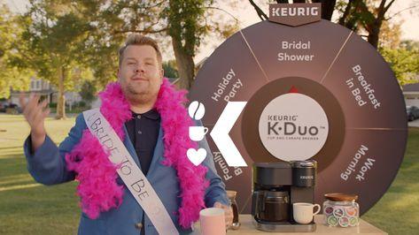 The New Keurig K-Duo Brewer