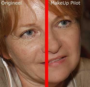 foundation oudere huid