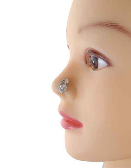 Buy Nose Rings Studs Septum Rings Bridal Nose Rings Clip Nose