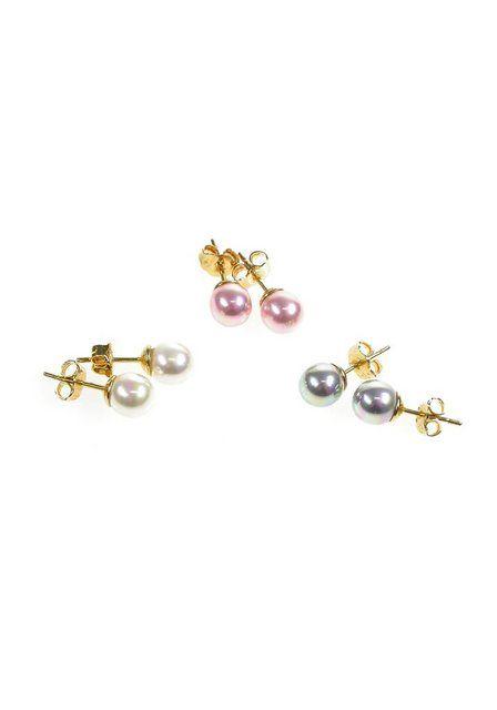Perlas Orquidea Paar Ohrhänger »Athene Earrings Set« online