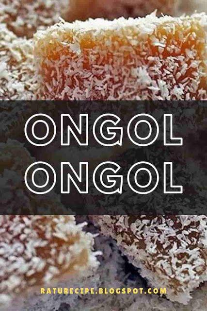 Resep Ongol Ongol Di 2020 Resep Masakan Indonesia Resep Kue