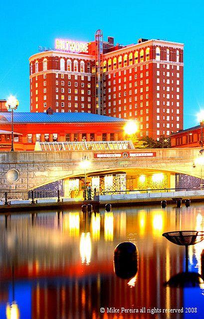 The Providence Biltmore hotel in Providence, Rhode Island www.nipon-scope.com