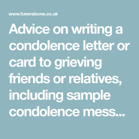 Condolence Messages For Wife  Condolences Sample Condolence
