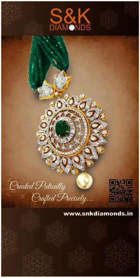 56b43d855 Rose Gold Pendant Diamond Pendant Designs For Female | Pendant ...
