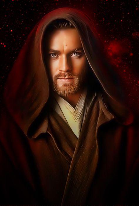 Obi Wan Kenobi by Ewan Mc Gregor by petnick on DeviantArt