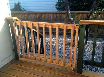 Semi Homemade Outdoor Baby Gate Welcome To Heardmont Outdoor