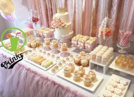 Birthday Cake 21st Girl Dessert Tables 52 Ideas Cake Birthday