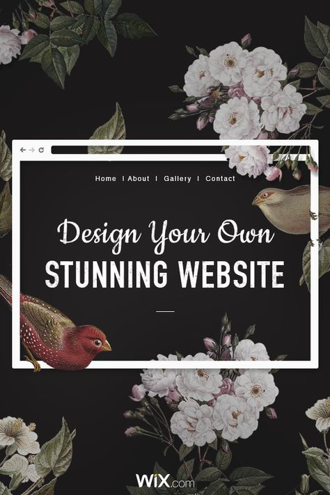 Create your free website with Wix Free Website Builder, the easiest way to Build and design a Website. Create your own website and go live.