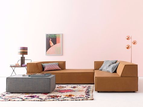 Schön Download The Catalogue And Request Prices Of Trio   Leather Sofa By Cor  Sitzmöbel Helmut Lübke, Sectional Leather Sofa Design Team Form, Trio Colleu2026