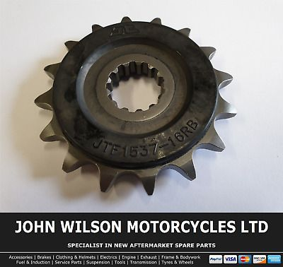 JT Front Sprocket 16T  for Kawasaki ZX-10R