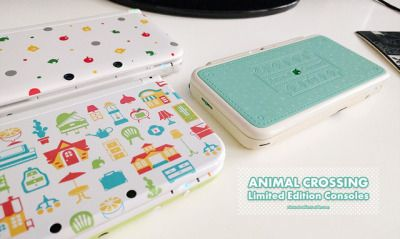 Nintendowife I Got A New Nintendo 2ds Xl Animal Crossing Animal Crossing Nintendo 2ds Animals