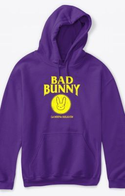 Parity Shop >>> bad bunny merch hoodie with a Reserve price, Up to 71% OFF
