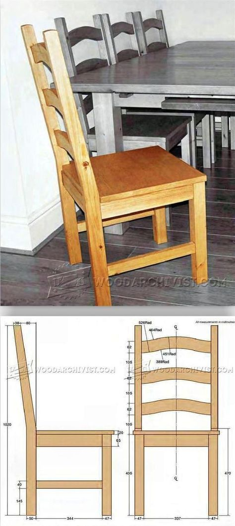 Diy Farmhouse Table Plans To Build Our New Dining Room Table Finish The Table With Chalk Paint Woodworking Furniture Plans Pine Dining Chairs Furniture Plans