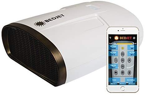 Amazon Com Bedjet V2 Climate Comfort For Beds Cooling Fan
