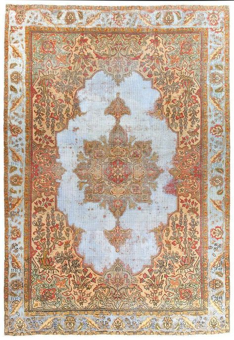 Zamir Hand Knotted Persian Vintage