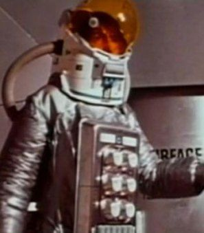 Dark Star 1974 Space Suit My Bubbles Science Fiction