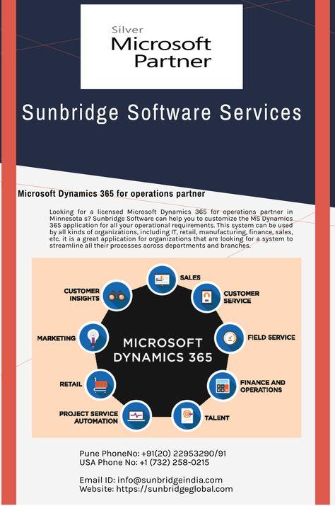 microsoft dynamics 365 erp partners in Missouri