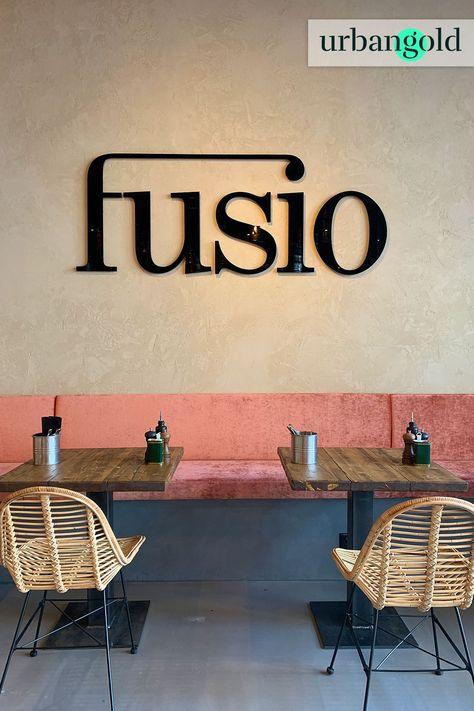 Restaurant Fusio Oerlikon In 2020 Moderne Kuche Klassisch Italienisch Cafe Bar