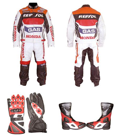 Racing Honda Repsol Motorcycle Riding Gear Bikers Pinterest