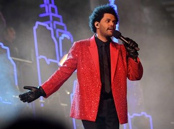 The Best Reactions To The Weeknd S Performance At The Super Bowl Halftime Show In 2021 How To Wear Dancer Wear Shoes Too Big