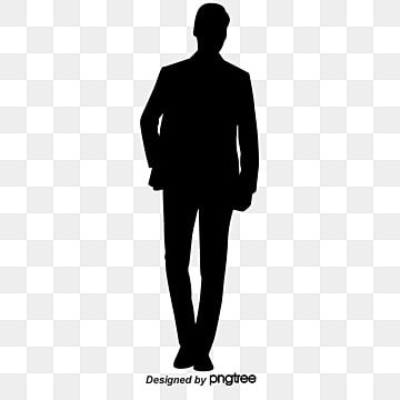 People Vector Silhouette Vector Man Standing People Standing Silhouette Silhouette Figures Standing Vector Man Silh In 2021 Silhouette People Silhouette Png Silhouette