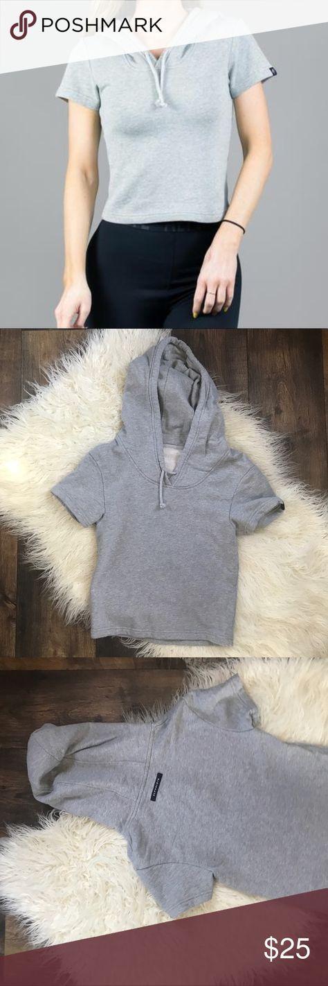 Alphalete women's cropped hoodie Like new Alphalete Tops