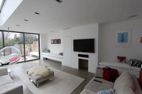 samsung 8000 with speakercraft ceiling speakers 3 house lounge rh pinterest co uk