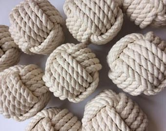 Items Similar To Nautical Cotton Rope Curtain Tie Backs This Is For A Pair On Etsy Nautical Cotton Rope Curtain Tie Backs Rope Curtain Tie Back