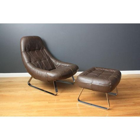 Fine Image Of Vintage Lounge Chair And Ottoman By Percival Lafer Beatyapartments Chair Design Images Beatyapartmentscom