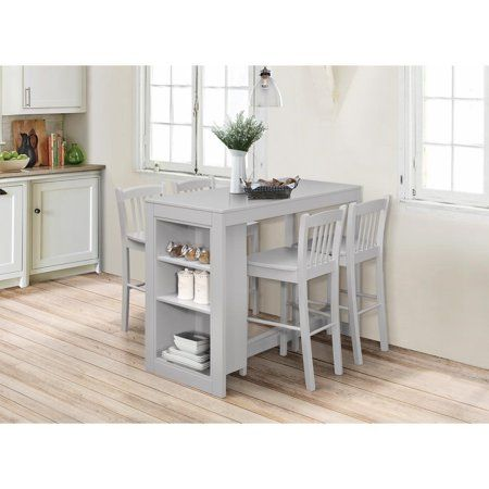 32++ Tribeca counter height dining table with shelving Best Choice