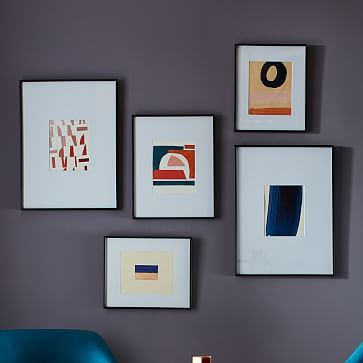 Frames In 5 X 7 Or 8 X 10 By Mats Separately Gallery Frames Wood Gallery Frames Picture Frame Gallery
