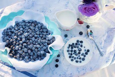 Buah Blueberry Dan Manfaatnya