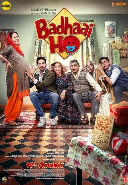 Pin By Jay Vin On Badhaai Ho 2018 Hindi Full Film Download