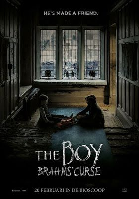 Brahms The Boy Ii Trailers Tv Spots Clips Images And Posters Movies For Boys New Movie Posters Movie Posters