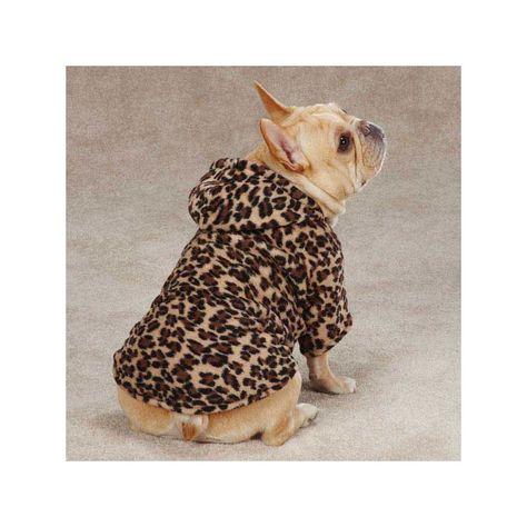 Fleece-Hundejacke Little Leo
